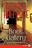 Page, Katherine Hall: The Body in the Gallery LP: A Faith Fairchild Mystery (Faith Fairchild Mysteries)