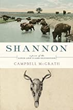 Shannon: A Poem of the Lewis and Clark…