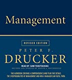 Drucker, Peter F.: Management Rev Ed CD