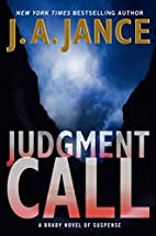 Judgment Call: A Brady Novel of Suspense…