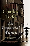 Todd, Charles: An Impartial Witness: A Bess Crawford Mystery (Bess Crawford Mysteries)
