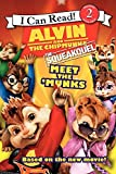 Hill, Susan: Alvin and the Chipmunks: The Squeakquel: Meet the 'Munks (I Can Read Book 2)
