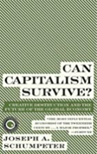 Can Capitalism Survive?: Creative…