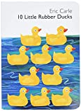 Carle, Eric: 10 Little Rubber Ducks Board Book (World of Eric Carle (Harper))