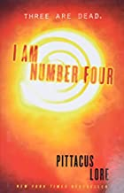 I Am Number Four (Lorien Legacies, Book 1)…