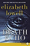 Lowell, Elizabeth: Death Echo LP