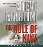 Martini, Steve: The Rule of Nine CD