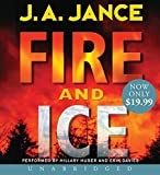Jance, J. A.: Fire and Ice Low Price CD