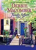 Macomber, Debbie: Family Affair LP