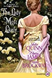 Quinn, Julia: The Lady Most Likely... LP