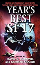 Year's Best SF 17 by David G. Hartwell