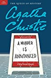Christie, Agatha: A Murder Is Announced: A Miss Marple Mystery (Miss Marple Mysteries)