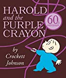 Johnson, Crockett: Harold and the Purple Crayon Board Book