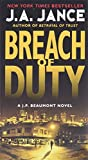 Jance, J. A.: Breach of Duty: A J. P. Beaumont Novel