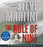 Martini, Steve: The Rule of Nine Low Price CD (Paul Madriani)