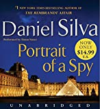 Silva, Daniel: Portrait of a Spy Low Price CD