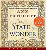 Patchett, Ann: State of Wonder Low Price CD