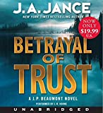 Jance, J. A.: Betrayal of Trust Low Price CD (J. P. Beaumont Mysteries)