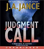 Jance, J. A.: Judgment Call CD (Joanna Brady)