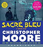 Moore, Christopher: Sacre Bleu Low Price CD