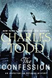 Todd, Charles: The Confession Intl: An Inspector Ian Rutledge Mystery
