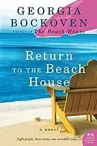 Return to the Beach House: A Beach House…