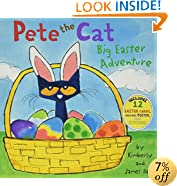 Pete the Cat: Big Easter Adventure