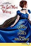 Quinn, Julia: The Lady Most Willing...LP: A Novel in Three Parts