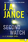 Jance, J. A.: Second Watch LP: A J. P. Beaumont Novel