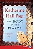 Page, Katherine Hall: The Body in the Piazza LP (Faith Fairchild Mysteries)