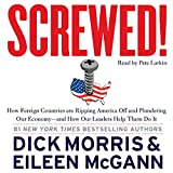 Morris, Dick: Screwed! Low Price CD