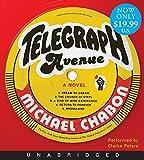 Chabon, Michael: Telegraph Avenue Low Price CD