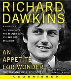 Dawkins, Richard: An Appetite for Wonder CD