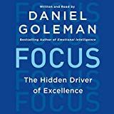 Goleman, Daniel: Focus CD