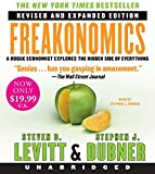 Levitt, Steven D.: Freakonomics Rev Ed Low Price CD