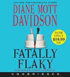 Davidson, Diane Mott: Fatally Flaky Low Price CD