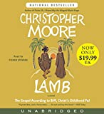 Moore, Christopher: Lamb Low Price CD