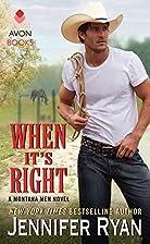 When It's Right by Jennifer Ryan