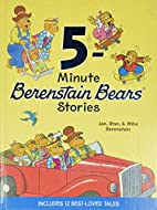 Berenstain Bears: 5-Minute Berenstain Bears…