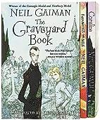 Neil Gaiman/Chris Riddell 3-Book Box Set:…