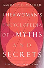 The Woman's Encyclopedia of Myths and…