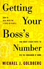 Getting Your Boss's Number; And Many Other…