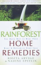 Rainforest Home Remedies: The Maya Way To…