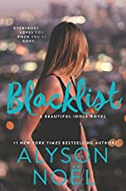 Blacklist by Alyson Noël