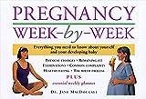 Jane McDougall: Pregnancy Week-by-Week
