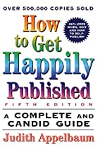 Get Happily Published by Judith Appelbaum