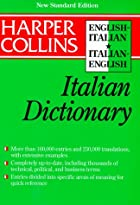 Collins Italian College Dictionary by…
