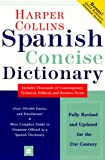 Collins, Harper: Dic Harper Collins Spanish Dictionary: Spanish-English, English-Spanish  Concise Edition