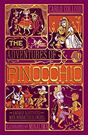 Adventures of Pinocchio, The [Ilustrated…
