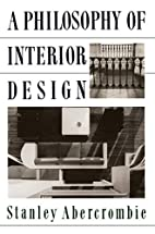 A Philosophy of Interior Design by Stanley…
